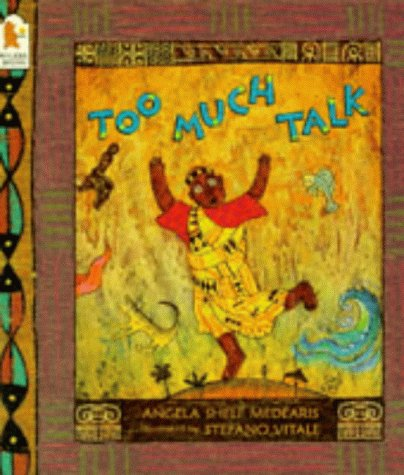 9780744547757: Too Much Talk