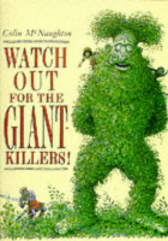 9780744547771: Watch Out For Giant Killers
