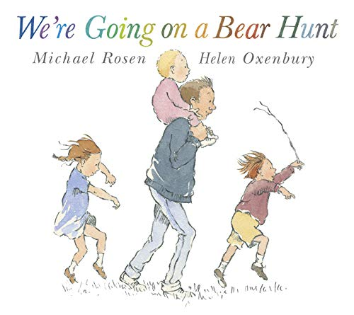 9780744547818: We're Going on a Bear Hunt (Big Books)