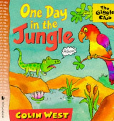 9780744547849: One Day in the Jungle (Giggle Club)