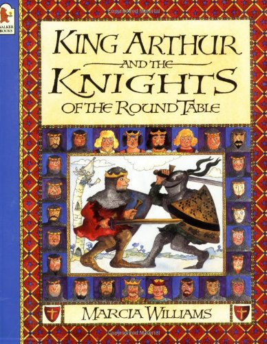 9780744547924: King Arthur And The Knights Of The Round