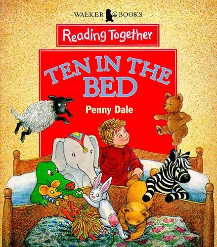 9780744548914: Ten In The Bed And Cd (Reading Together)