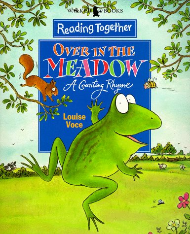 9780744548990: Over in the Meadow: A Counting Rhyme