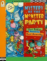 9780744549041: Mystery of the Monster Party (A puzzle storybook)