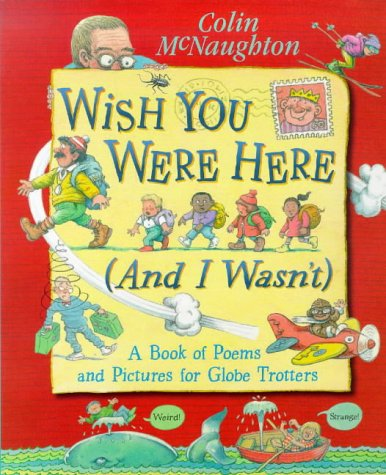 9780744549706: Wish You Were Here (and I Wasn't)