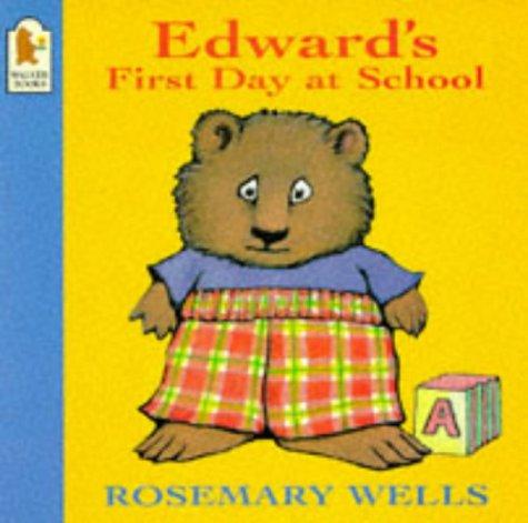 9780744552591: Edward's First Day at School (Edward the Unready)