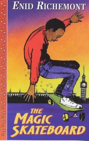9780744552775: Magic Skateboard (Racers)