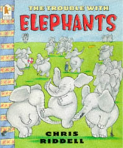 9780744554472: The Trouble with Elephants