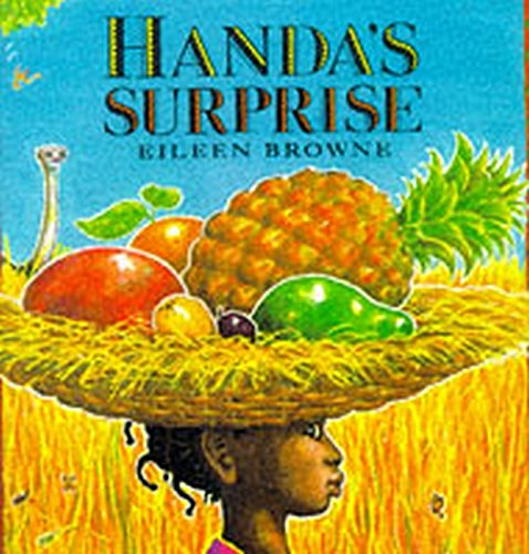 9780744554731: Handa's Surprise: Big Book (Big Books)
