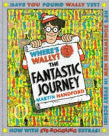 9780744555387: Where's Wally? Fantastic Journey Classic: Fantastic Journey, 10th Anniversary Special Edition
