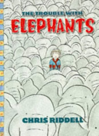 9780744555523: The Trouble with Elephants