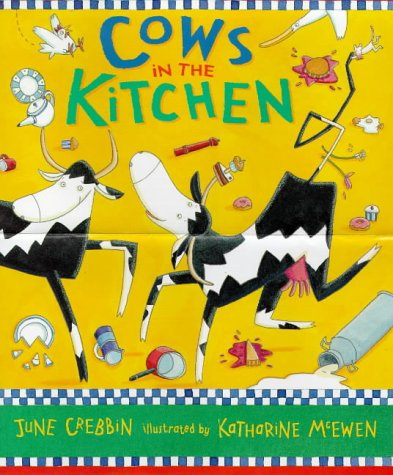 9780744555707: Cows in the Kitchen