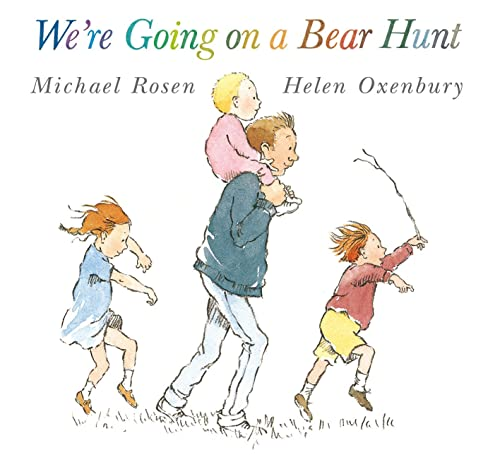 9780744555721: We're Going on a Bear Hunt (Walker Story Board Books)