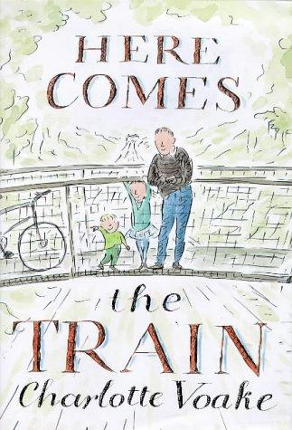 9780744555820: Here Comes the Train