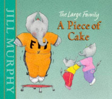 9780744555950: A Piece of Cake (The Large Family)