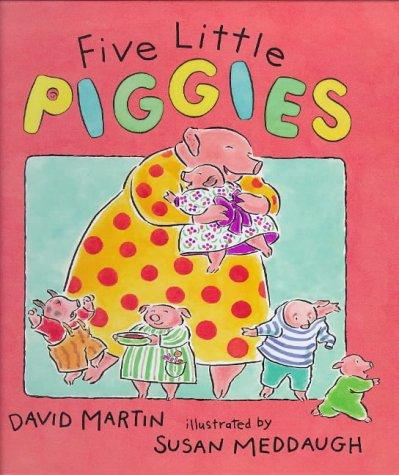 9780744556100: Five Little Piggies