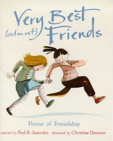 Very Best (Almost) Friends (0744556171) by Paul B. Janeczko