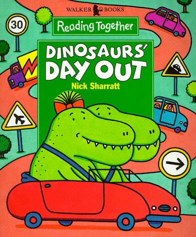 9780744557077: Dinosaurs Day Out (Reading Together)