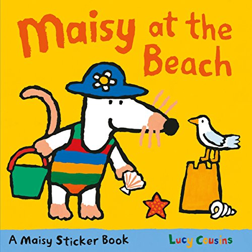 9780744557329: Maisy at the Beach