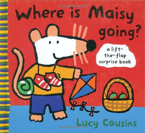 9780744557640: Where is Maisy Going?
