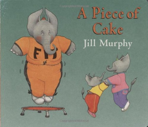 9780744557718: Piece Of Cake Board Book (Large Family)