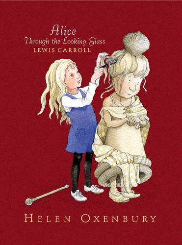 9780744557787: Alice Through The Looking Glass