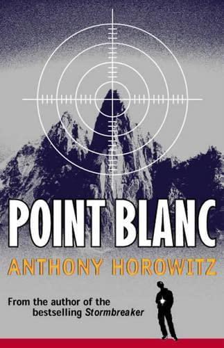 9780744559712: Point Blanc Audio Book