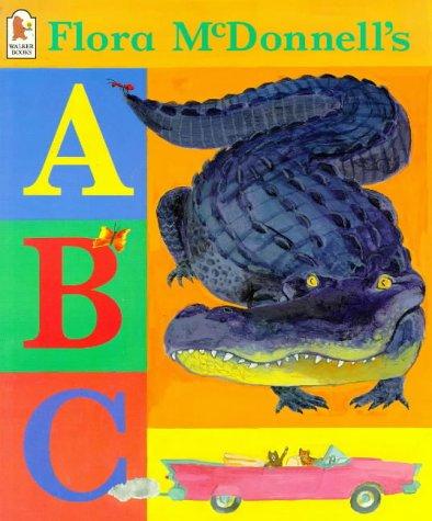 9780744560077: Flora Mcdonnell's ABC