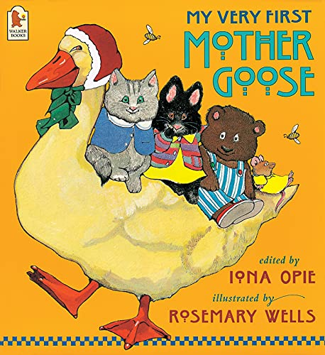 9780744560275: My Very First Mother Goose