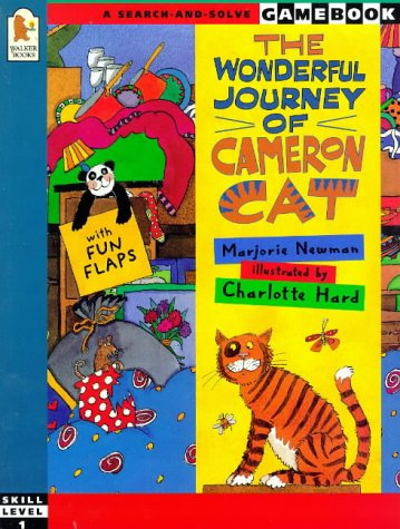 9780744560527: The Wonderful Journey of Cameron the Cat