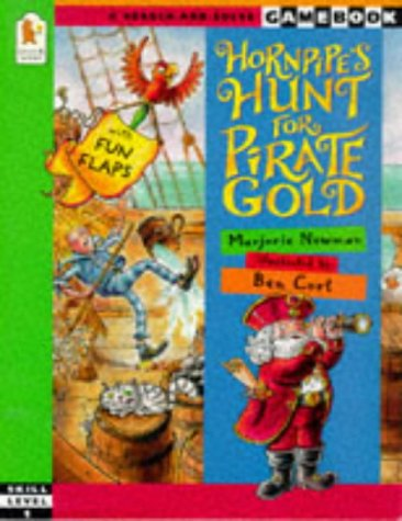 9780744560534: Hornpipe's Hunt for Pirate Gold (A Search-and-solve Gamebook: Skill Level 1)