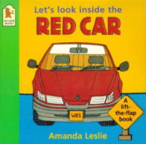 9780744560800: Let's Look Inside the Red Car