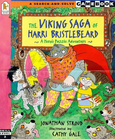 9780744560886: Viking Saga Of Harry Bristlebeard (Gamebook)