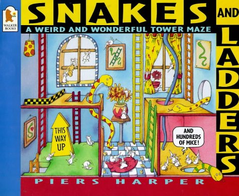 9780744560916: Snakes and Ladders (And Hundreds of Mice) (Walker Gamebooks)