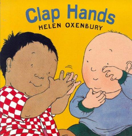 9780744561029: Clap Hands (Big Board Books)