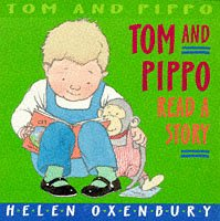 9780744561227: Tom And Pippo Read A Story (Tom & Pippo Board Books)