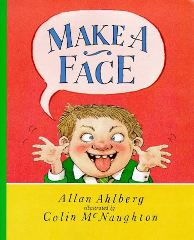 9780744561289: Make a Face (Red nose readers)