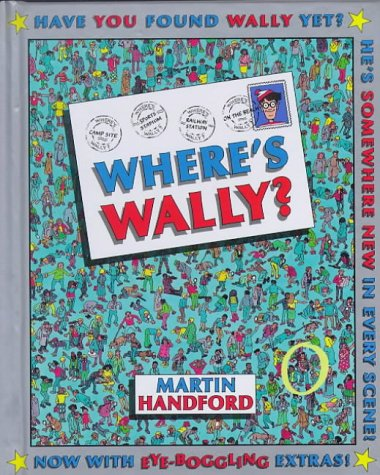 9780744561661: Where's Wally?: 10th Anniversary Special Edition