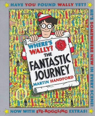 9780744561685: Where's Wally? Fantastic Journey Mini: Fantastic Journey, 10th Anniversary Special Edition