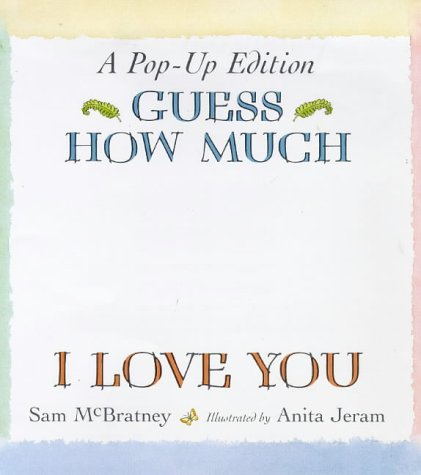9780744561807: Guess How Much I Love You: Pop-up Edition