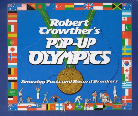 9780744561883: Robert Crowther's Pop-up Olympics