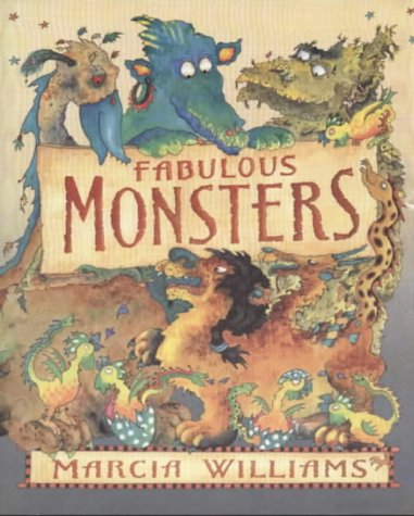 Fabulous Monsters: Marcia Williams