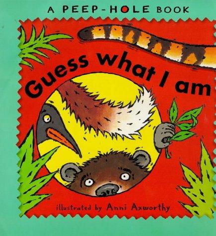 9780744562132: Guess What I Am (Walker Hardbacks)