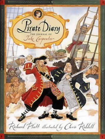 9780744562330: Pirate Diary: The Journal of Jake Carpenter
