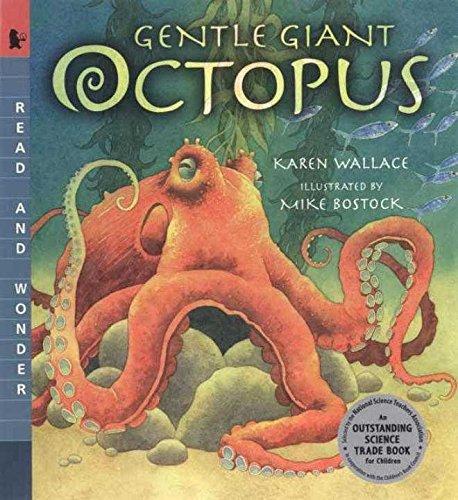 9780744562774: Gentle Giant Octopus (Read & Wonder)