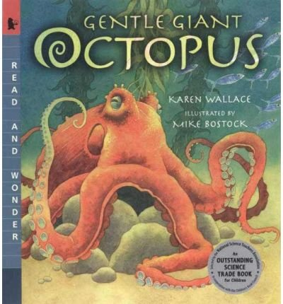 9780744562774: Gentle Giant Octopus (Read & Wonder)