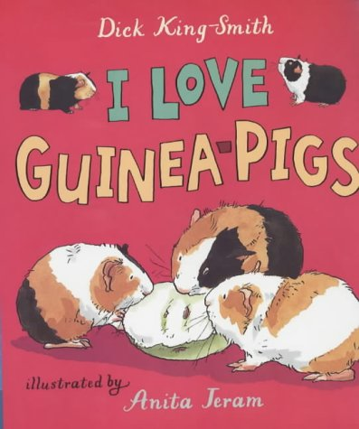 9780744562781: I Love Guinea Pigs (Read & Wonder)