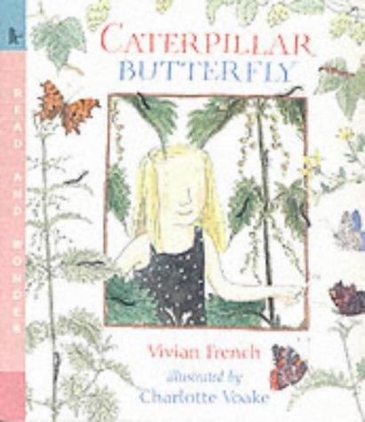 9780744562828: Caterpillar Butterfly (Read & Wonder)