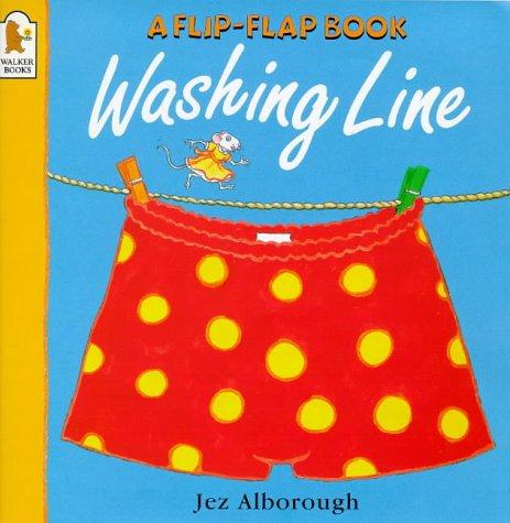 9780744563092: Washing Line (Flip-the-flap Books)