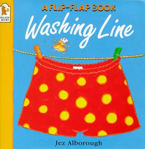 9780744563092: Washing Line (Flip-the-flap Books)